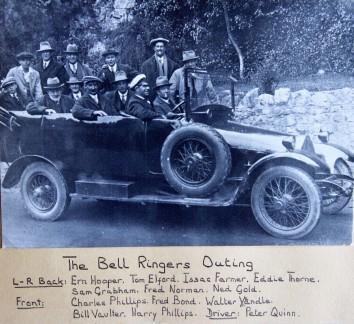 1. Bell ringers