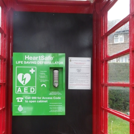 The Green Defibrillator