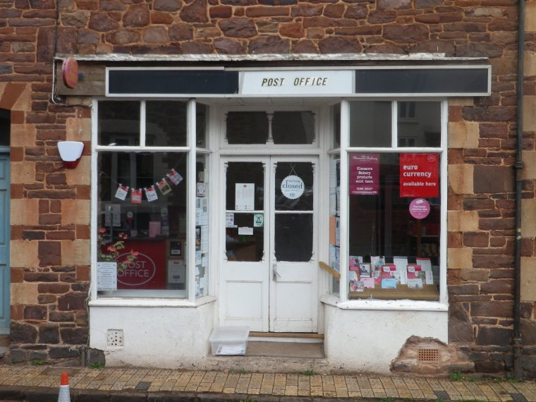 Timberscombe Post Office and Store