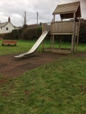 Play Area Slide