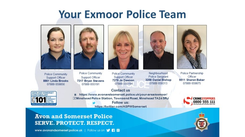 Exmoor Police Team