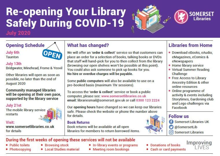 Libraries Flyer